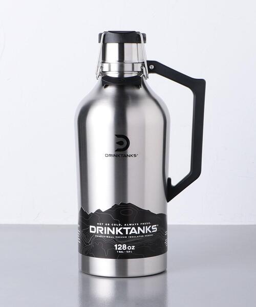 <DRINKTANKS(ドリンクタンクス)> Growler2.0 128oz/グラウラー