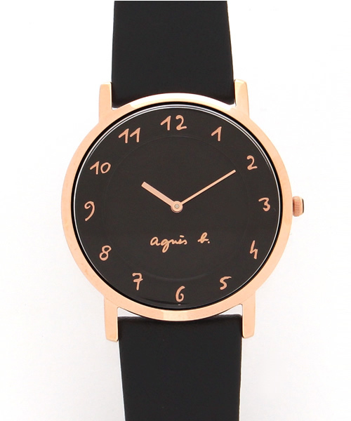 pretty nice 125d3 49d89 【アニエスベーブティック限定】LM02 WATCH FBST701