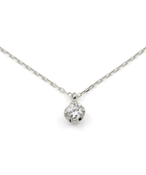 【日本産】 【BLOOM/ブルーム】K10 ホワイトゴールド ダイヤモンド(0.1ct) ONLINE ネックレス(ネックレス)|BLOOM(ブルーム)のファッション通販, ザッカバーグ:60835211 --- dpu.kalbarprov.go.id