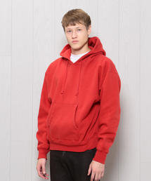 <H>SWEAT HOODED PARKA/パーカー