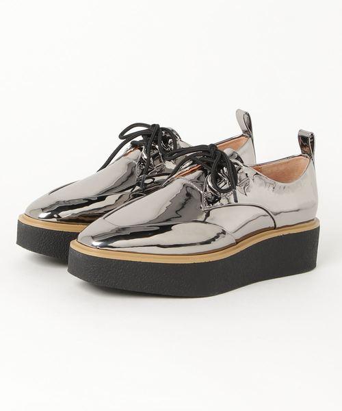 CREPE SOLES DERBY シューズ