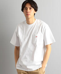 [ダントン] SC DANTON ロゴ ポケット Tシャツ