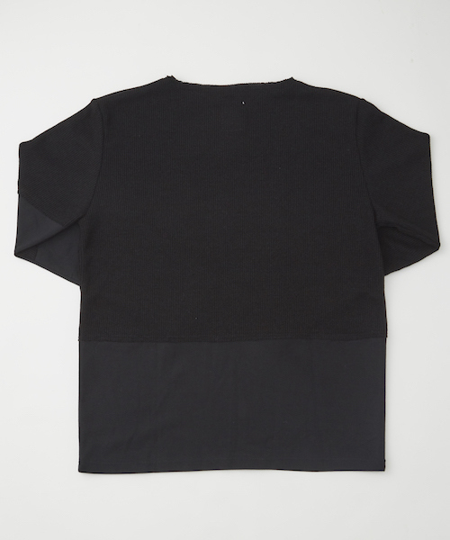 SToL/ストル Knitsow ニットソー ロングTシャツ Cu003