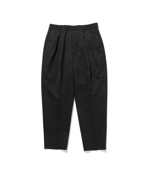 FALL 2019 WIDE TAPERD EASY SLACKS
