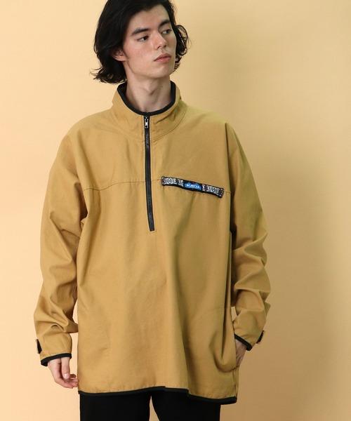 【 KAVU / カブー 】 BIG Long Sleeve Throwshirt ビッグロングスリーブ スローシャツ