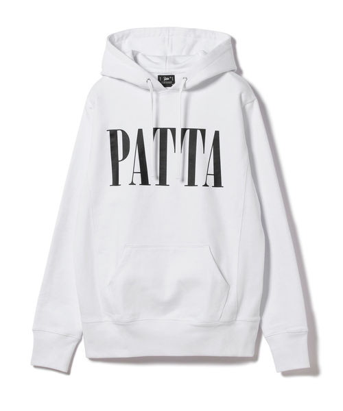 超美品の 【セール】PATTA Throw/ Throw/ Back Back Hoodie(パーカー)|Patta(パタ)のファッション通販, Silk de Smile:ecba33b1 --- kredo24.ru