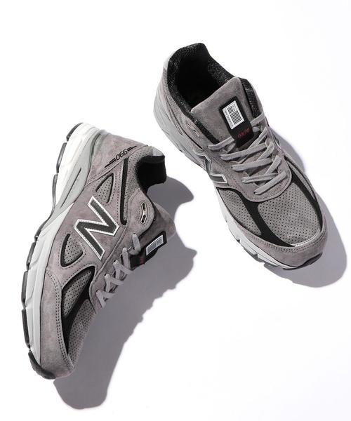 <New Balance (ニューバランス)> M990/スニーカー