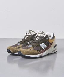 【国内限定展開】<New Balance(ニューバランス)> M991 UK/スニーカー†