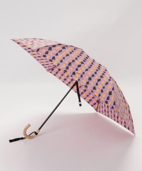 【Saison Tourne Umbrella】●晴雨兼用●セゾントルヌ デザイン オシャレ折りたたみ傘