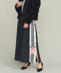<adidas>ロングスカート