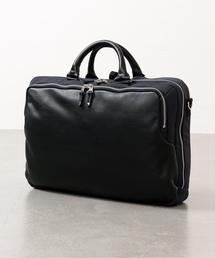 0c65fc67a781 EDIFICE(エディフィス)の「EDIFICE×MINOTECH DRESS 3WAY BAG(ビジネスバッグ)