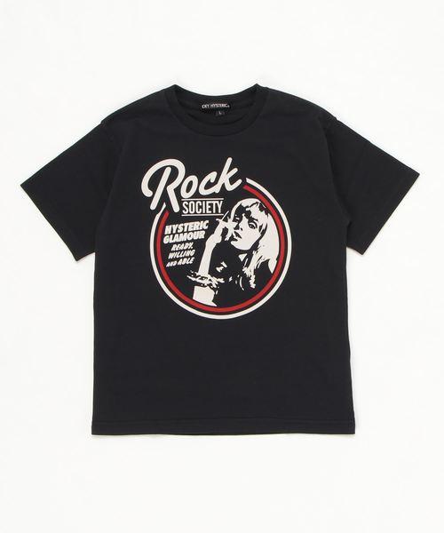 ROCK SOCIETY Tシャツ【L】
