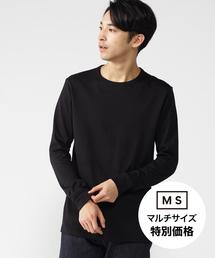 ZOZO(ゾゾ)の長袖クルーネックTシャツ [MEN](Tシャツ/カットソー)