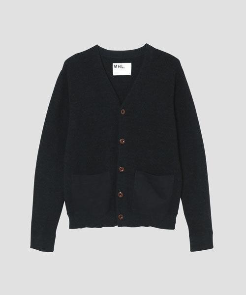 【国際ブランド】 DRY WOOL WOOL RIB(ニット MHL/セーター)|MHL.(エムエイチエル)のファッション通販, ファーストコレクション工房:fa8bd62d --- 5613dcaibao.eu.org