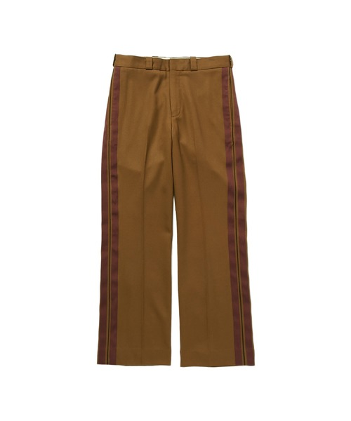 FALL2019 SIDE STRIPE STRAIGHT PANTS