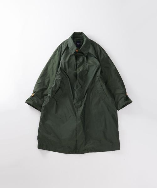 新品同様 45Rナイロンの908コート(ステンカラーコート)|45R(フォーティファイブアール)のファッション通販, うつわや悠々:932adc2b --- kredo24.ru