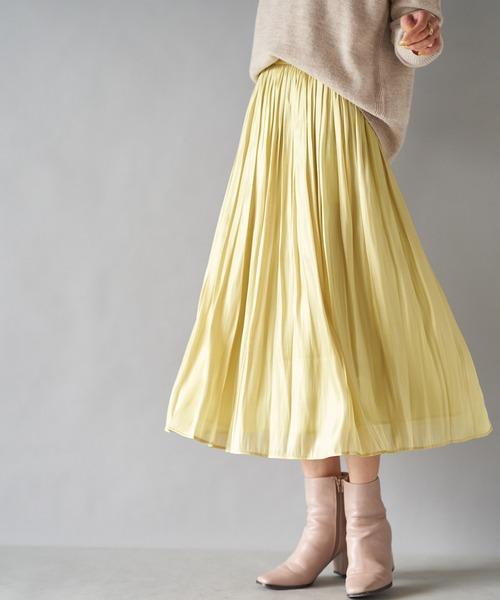 【限定セール!】 RIVEリキッドギャザースカート(スカート)|RIVE DROITE(リヴドロワ)のファッション通販, まくらステーション イプノス:aa2d8869 --- wiratourjogja.com