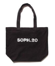 SOPH.20(ソフトゥエンティー)のLARGE TOTE BAG(トートバッグ)