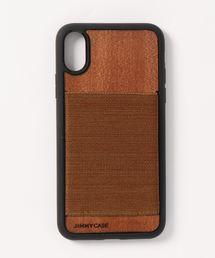 ACME FURNITURE(アクメファニチャー)のjimmyCASE iPhone X,XS対応 ジミーケース アイフォンケース スリム(モバイルケース/カバー)