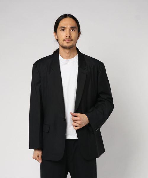 【海外限定】 T BIG/R BIG JACKET(テーラードジャケット)|GDC(ジーディーシー)のファッション通販, フルーツ 大和の匠:c63ee91d --- skoda-tmn.ru