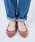 ORiental TRaffic(オリエンタルトラフィック)の「春夏★切替フラットパンプス★9115(パンプス)」|ピンク