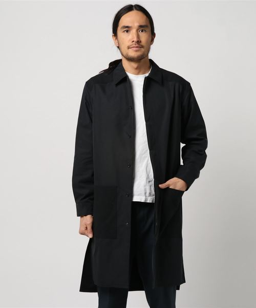 SToL/ストル Sutenkara Coat ステンカラーコート Co001