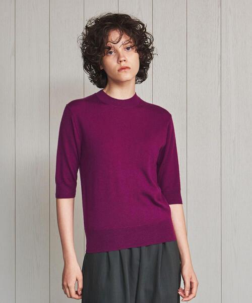 日本最級 <H>CASHMERE CREW H NECK 5LEEVE 5LEEVE CREW KNIT/ニット(ニット/セーター)|H BEAUTY&YOUTH UNITED ARROWS(エイチビューティー&ユースユナイテッドアローズ)のファッション通販, 葉山セレクト-Innocence:ddd49e1c --- fahrservice-fischer.de