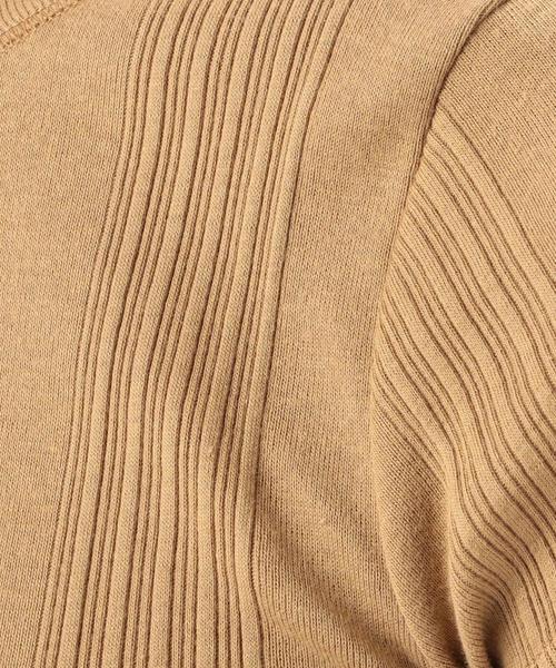 TOMORROWLAND(トゥモローランド)の「コットン クルーネックプルオーバー(Tシャツ/カットソー)」|詳細画像