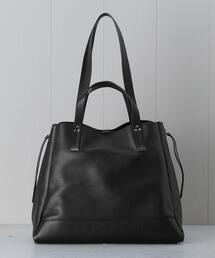 <JEROME DREYFUSS>LEATHER GEORGES TOTE BAG/バッグ.