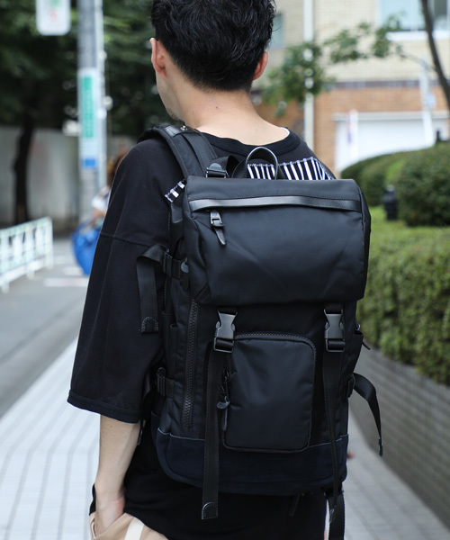 060bc6a9ee1e MAKAVELIC(マキャベリック)の【MAKAVELIC】≪限定≫ALL BLACKダブルベルト