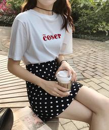 Mayree(メイリー)の【Mayree】アソートプリントTシャツ(Tシャツ/カットソー)
