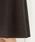ViS(ビス)の「麻調Dカンベルトフレアスカート(スカート)」|詳細画像