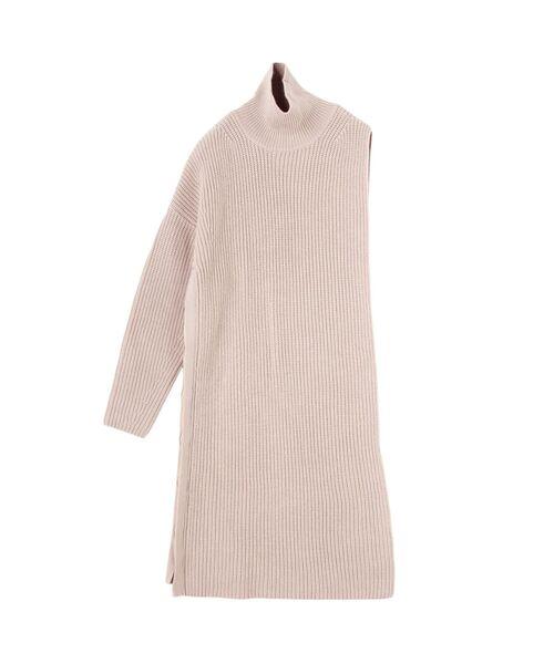 肌触りがいい ワンショルダーロングニット(ニット/セーター) ELENDEEK(エレンディーク)のファッション通販, MJSOFTat楽天:8733f130 --- bebdimoramungia.it