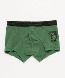 BORN TO GET LUCKY pt BOXER BRIEFグリーン