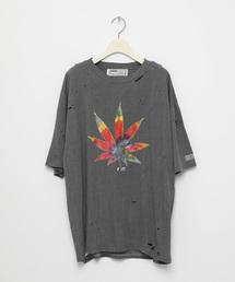 LEGENDA(レジェンダ)の420 ルーズシルエットクルーネックTシャツ(Tシャツ/カットソー)