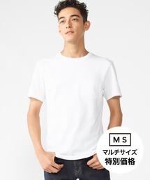 ZOZO(ゾゾ)のクルーネックポケットTシャツ[MEN](Tシャツ/カットソー)