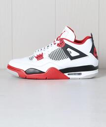 <NIKE>AIR JORDAN 4 FIRE RED/スニーカー.