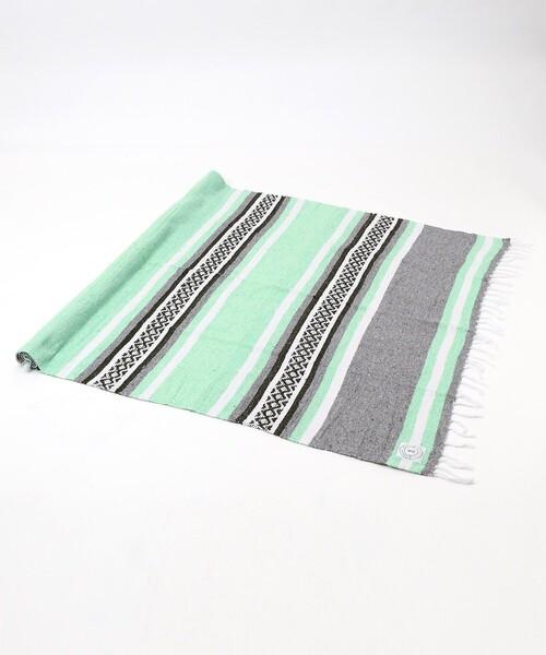 LAGUNA BEACH TEXTILE COMPANY/ラグナビーチテキスタイルカンパニー Textile Mexican Blanket