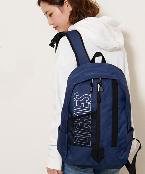 Dickies.OUTLINE LOGO BACKPACK