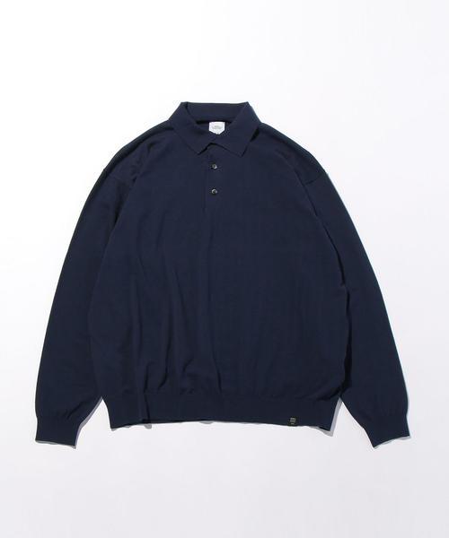 <BEDWIN> PL ARTHUR/ポロシャツ □□