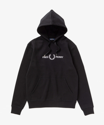 FRED PERRY(フレッドペリー)のGraphic Hooded Sweat(パーカー)