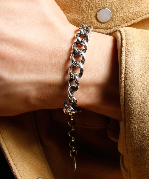 最新デザインの HARIM chain Beautiful chain S-link S-link Beautiful SV(ブレスレット)|HARIM(ハリム)のファッション通販, バリ雑貨アジアンインテリアストア:b00b013f --- pyme.pe