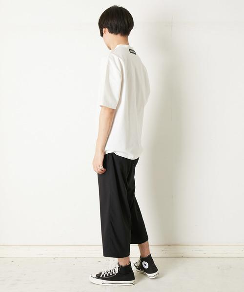 CONVERSE TOKYO/コンバーストウキョウ リネンカルゼTシャツ