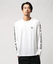 AAPE BASIC LONG TEE(Tシャツ/カットソー)