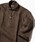 SHIPS(シップス)の「SC: BAIRD MCNUTT リネン リラックス 7スリーブ カプリ シャツ(シャツ/ブラウス)」|ブラウン