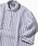 SHIPS(シップス)の「SC: BAIRD MCNUTT リネン リラックス 7スリーブ カプリ シャツ(シャツ/ブラウス)」|ブルー
