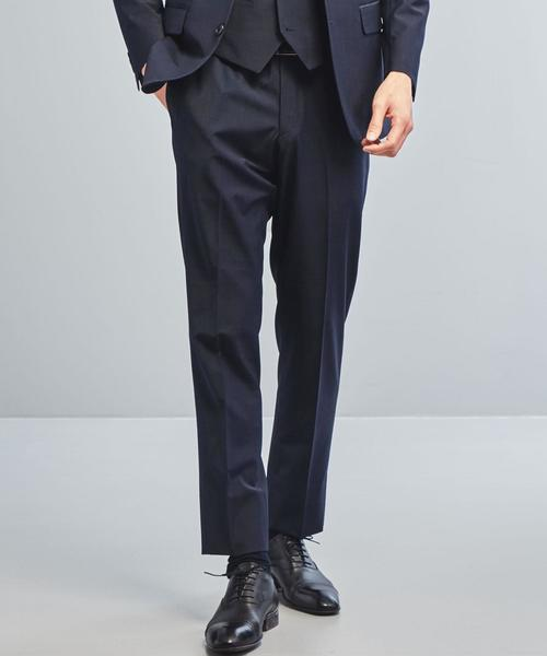 【WORK TRIP OUTFITS】WTO TW/PU HT NP スラックス <スリムフィット>