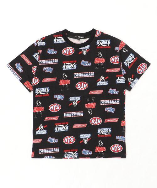 HYS BOX2柄 Tシャツ【L】