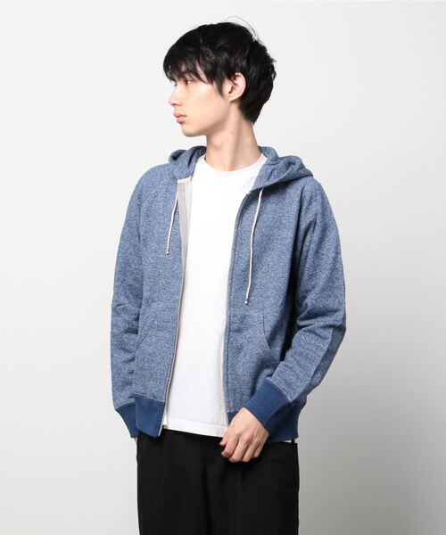 【A VONTADE】ア ボンタージ/ ZIP HOODED PARKA