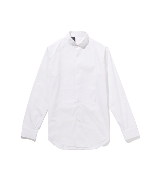 FALL2019 WING COLLAR DRESS SHIRT